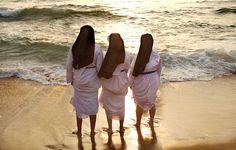 Nuns + Ocean = I Love It!!!