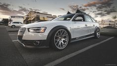 RPI's Bagged Audi Allroad by Jason Manchester, via Flickr