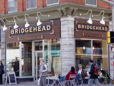 The Bridgehead in Centretown