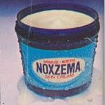 NOXZEMA-I would use it on our sunburns and clean my face. I can still smell it!