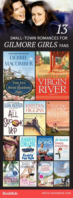 Calling all Gilmore Girls fans! Take a look at these romance books worth reading this year.