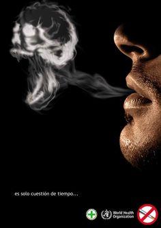 Les 40 publicités les plus marquantes qui vous couperont l'envie de fumer