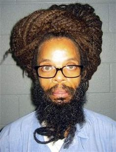 Kendall Ray Gibson, convicted felon spent a over decade segregated because of his dreadlocks. Fair?