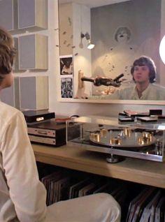 vinylespassion:  Malcolm McDowell - A Clockwork Orange, 1971.