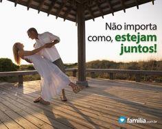 Familia.com.br   25 #coisas legais para #fazer com seu #cônjuge. #Casamento