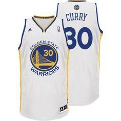Camiseta NBA Adidas Stephen Curry Golden State Warriors Swingman  30 Curry  Basketball d8ac826011e
