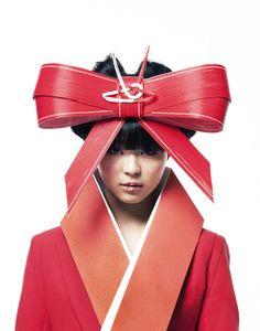 model: Yufu Terashima/BiS photo:Kazuki Watanave(4×5 SHI NO GO) stylist: Takeru Sakai make-up : Akiko Fukue (vetica) Hair & Total Direction:Soichiro Uchida