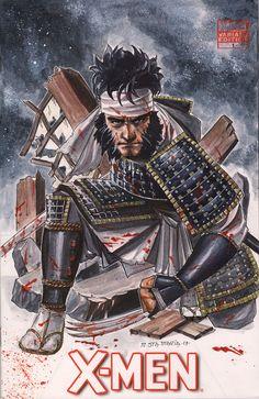 Wolverine 02 by mikitot.deviantart.com on @deviantART