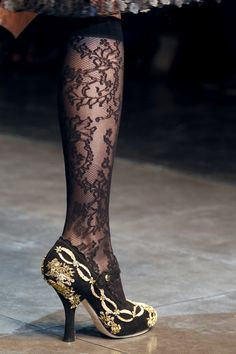 details from the FW13 fashion show