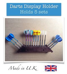 Darts Display Holder only available on eBay