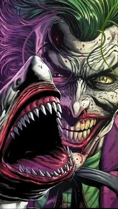 Joker Cartoon, Joker Dc Comics, Joker Comic, Comic Art, Comic Books, Joker Batman, Batman Joker Wallpaper, Joker Iphone Wallpaper, Joker Wallpapers