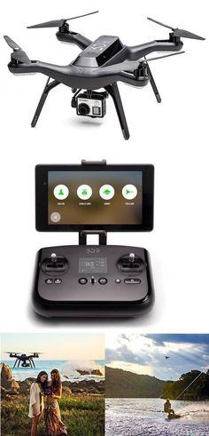 3DR Solo Drone Quadcopter the world's smartest drone