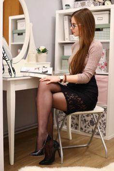 Hose Legs & Heels