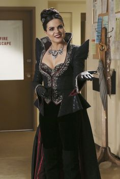 Evil Queen episode 10 still. This is going to be crazy