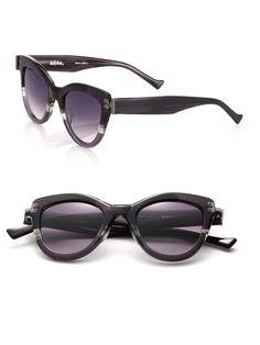d2542cfdd01 Diskov 49MM Cat Eye Sunglasses by Grey Ant