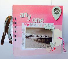 """Mini album """"Any one day"""""""