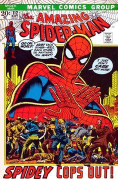 Amazing Spider-Man #112 John Romita