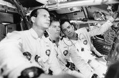 APOLLO 13 -  Kevin Bacon, Tom Hanks, Bill Paxton, Gary Sinise & Ed Harris
