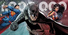 DC Comics: Celebrating One Million Followers   DC Comics