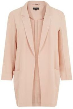 Inspire Pale #Pink Duster #Coat