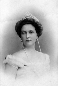 Her Royal Highness Crown Princess Luise of Saxony (1870-1947) née Her Imperial and Royal Highness Archduchess Louise of Austria, Princess of Tuscany