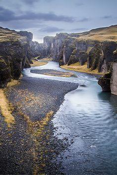 Fjaðrárgljúfur, Iceland. 22 AMAZING Photos Of Iceland!