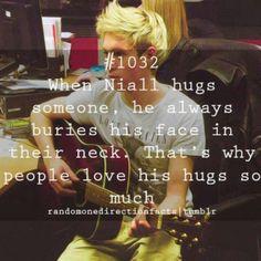 Horan Hug!