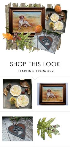 """""""Autumn hunting"""" by canisartstudio ❤ liked on Polyvore featuring interior, interiors, interior design, home, home decor and interior decorating"""