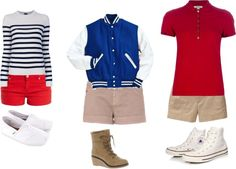 """louis zayn and niall of one direction outfits girl version"" by cheetahgirl777 on Polyvore"