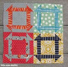 modern churn dash quilts - Google Search