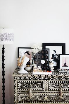 Preciously Me blog : At Home with Jessica Marx of Life's Little Gems, so beautiful