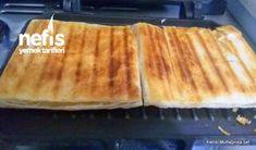 Tost Makinasında Milföy Tost