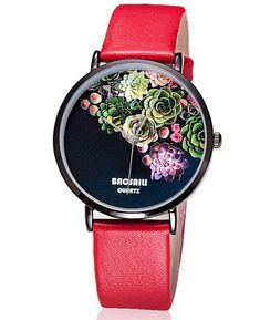 Flower Face Plating Case Series Watch 7a6e6c3238