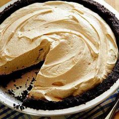 Chocolate Peanut Butter Pie (Pioneer Woman)