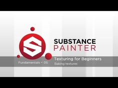 Substance Painter Tutorial – Fundamentals 05: Baking textures - YouTube