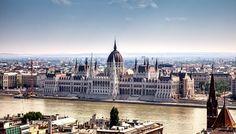 8 pięknych miejsc za granicą, w które podróż kosztuje MNIEJ niż przejazd Pendolino! #budapest #budapeszt #skyline #miasto #rzeka #river #hungary #węgry #travel