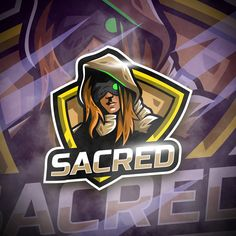 "April Esport di Instagram ""Sacred Esport Logo, What do you think about this work? . . Available for Commission work, Order By DM 📩 . #mascotinspirations #logodesinger…"" Profile Logo, Black Mage, Ninja Art, Game Logo Design, Esports Logo, Sports Team Logos, Army Wallpaper, Iron Man Tony Stark, Love Drawings"