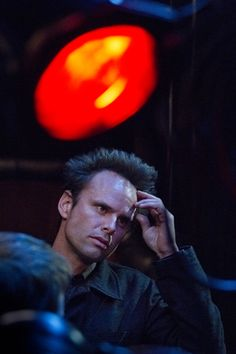 Love me some Walton Goggins (aka Boyd Crowder in Justified!!)