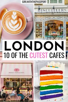 London Cafes | London Food | London Travel Guide | 10 Prettiest places in London | 10 Hidden Gems In London | how to travel in London | 10 prettiest places in London | London bucket list locations | traveling in London like a pro | London guide for adventure | bucket list locations for London | best travel photos in London | Instagram spots in London | Cutest cafes in London | best London photo locations | best London streets | best things to do in London | #London #instagramspots… Europe Travel Guide, Travel List, Travel Destinations, Travel Advice, Travel Guides, London Cafe, London Food, Scotland Travel, Ireland Travel
