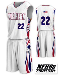 Package Includes: Jersey, Shorts, Sublimated team emblem(s), Sublimated player numbers SHIPS IN 1-3 WEEKS