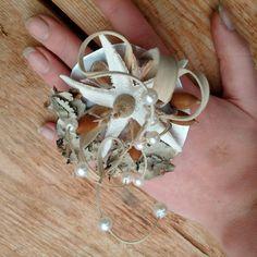 Speciale ring van natuurlijk materiaal