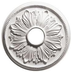Focal Point 81641 41-Inch Renaissance Medallion 41-Inch by 41-Inch by 1 3/4-Inch, Primed White Focal Point http://www.amazon.com/dp/B0012LZR3G/ref=cm_sw_r_pi_dp_nthzwb0VS9C7S