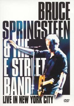 Bruce Springsteen & the E Street Band: Live in New York City [2 Discs] [DVD] [2001]