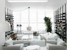 DePadova Store - Picture gallery #architecture #interiordesign #livingroom