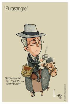 Purasangre, Caricaturas - Semana.com - Últimas Noticias
