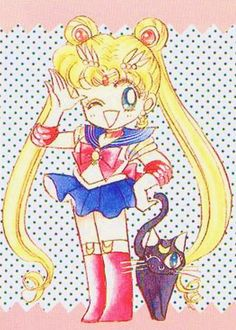 it's something I do believe in - a miracle romance, Sailor Moon