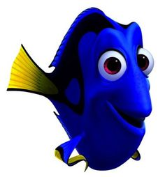 Dory (Disney Pixar's Finding Nemo)