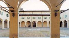 I chiostri di san Domenico.