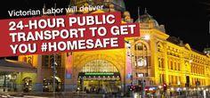 [墨爾本 NEWS ] 維州政府推出電車24小時全天運行的計劃!未來多晚都有電車搭乘,夜店狂歡完後想必危險酒駕率必定降低許多!| iSHARE #OZ 愛炫澳洲 | iSHARE #OZ 愛炫澳洲 WordPress Blog