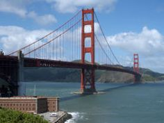 San Francisco is a beautiful city with tons of things to see and do. For first time visitors, there are four experiences that simply cannot be missed. Travel Tips and places too visit Joshua Tree National Park, National Parks, Puente Golden Gate, San Francisco Pictures, Places In California, California Attractions, California Trip, California Living, Pacific Coast Highway